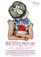 REAL ESTATE MEETS ART 6 - Vernissage in Berlin