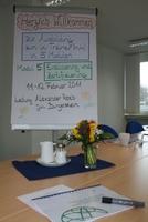 """Interkulturelle Kompetenz Training: """"Ausbildung zum interkulturellen Trainer (m/w) in 5 Modulen"""" bei IKUD® Seminare in 2012 mit 30. Durchführung"""