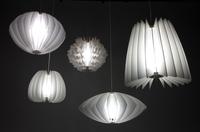 him+her zeigt seine Leuchtenkollektion auf der Tendence in Frankfurt