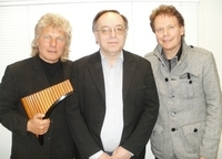 Roland Rube & Ariane Kranz On Air: Leben!