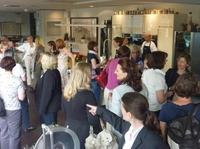 Zum dritten Mal in einer Kölner Eventlocation : Die Women´s Networking Lounge