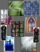 Ausstellung für zeitgenössische deutsche Glaskünstler eröffnet im Juni 2012 im französischen Chartres
