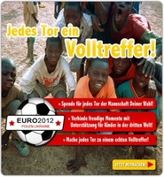 Online-Spendenaktion des Kinderhilfswerk Dritte Welt e.V.