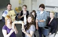 Unternehmen trifft Schule: Glockenspitz-Schüler entwickeln Fressnapf für Fressnapf