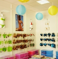 Mini Bikini Divissima Shop Opened At Ibiza With A Great Party And A Special Leather Bikini Collection!