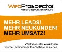 WebProspector bietet kostenlose Leads für den B2B-Vertrieb.