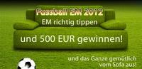 Mit der EM und dem richtigen Riecher 500 EUR gewinnen