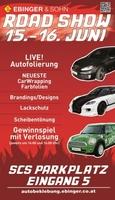 Roadshow 2012- Autobeklebung live erleben