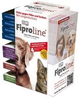 Fiproline® schützt Hunde und Katzen vor Flöhen und Zecken