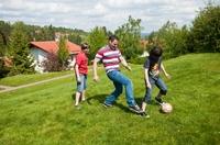 Das Runde ins Eckige: EM-Public Viewing in Landal-Ferienparks