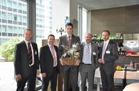 Die SAP AG expandiert nach Köln, vertreten durch Gold Partner rocon