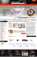 Neuer RC Modellbau Onlineshop bei MIWO Modelltechnik!