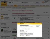 Mit der meinestadt.de-Minianzeige günstig online rekrutieren