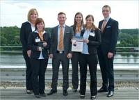 Bankfachklasse Award 2012 für Volksbank Forchheim