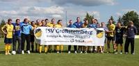 Trikot.com: TSV Großsteinberg holt Kreismeisterpokal