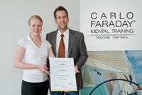 Fachkompetent durchgeführte Hypnose von CARLO FARADAY in Deutschland
