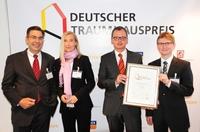 Deutscher Traumhauspreis 2012: Kern-Haus ist der 2. Gewinner!