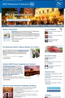 Destinations-Marketing: MICE-Newsroom für deutsche Corporates und Event-Planner