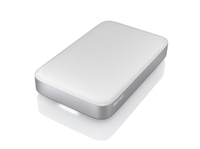 Buffalo Technology stellt die erste portable Festplatte mit USB 3.0- und Thunderbolt-Schnittstelle vor