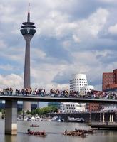 17. Dragon Boat Cup Düsseldorf am 16.06.2012 im MedienHafen