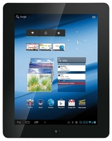 "TOUCHLET Tablet-PC X10 Android4.0, 9.7""-Touchscreen kapazitiv, HDMI"