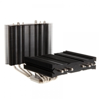 Caseking exklusiv: Prolimatech Black Series Genesis CPU-Kühler - limitierte Sonderedition des Kühlmonsters