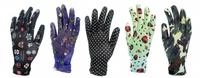 """Adieu Tristesse! Arbeitshandschuhe """"Crazy Gloves"""" sorgen für Schutz der Hände auf fröhlich-frische, bunt-verrückte Art"""
