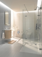 Badtrend: Bodengleiche Dusche