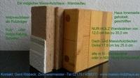 Innovationstag Mittelstand - NUR-HOLZ Massivholzsystem Hausbau