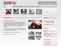 AFK Kunststoffverarbeitung setzt neue Maßstäbe in branchenspezifischer Kommunikation