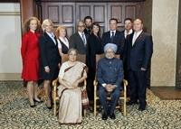 Hochrangiger Gast: Indischer Premierminister im Kempinski Hotel Gravenbruch Frankfurt