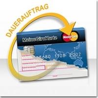 Sichere Alternative zu Lastschriften: Die Dauerauftragsfunktion beim Prepaid MasterCard Onlinekonto