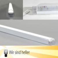 """""""Wir sind heller"""" LED Linienlicht für Parkhäuser e"""