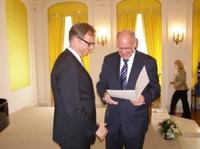 Marc Hackmann - Unternehmer des Jahres 2011