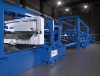 GEORG trafoanlagen präsentiert neue Transformatorenbandabschneideanlage TBA1200