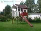 Der hochwertige Kinderspielhaus für den Garten