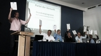 Die Partei der Vernunft beschließt einstimmig die Teilnahme an der Bundestagswahl 2013