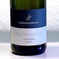 NEU: Riesling vom Vulkangestein 2011 Weingut Schäfer-Fröhlich