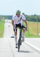 Stefan Schlegel ist unter den ersten 10 beim Race Across America, dem härtesten Ausdauer-Radrennen der Welt