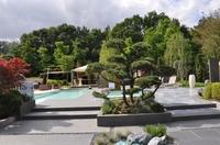 Wellness-Welten und Poollandschaften auf der FLORIADE 2012
