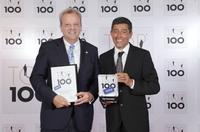 Kaffee Partner als Ideenschmiede ausgezeichnet: »Top 100« würdigt beispielhafte innovative Prozesse im Mittelstand
