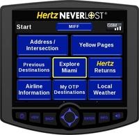 """Hertz bietet jetzt """"Online Trip Planning"""" für die USA"""