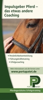 Pferdegestütztes Training zur Persönlichkeitsentwicklung