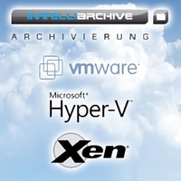 E-Mail-Archivierung mit Unterstützung virtueller Umgebungen