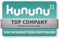 """Wiesmann Personalisten erreichen """"Top Company-Status"""" bei der Arbeitgeber - Bewertungsplattform kununu.com"""