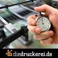 diedruckerei.de liefert Drucksachen jetzt noch schneller