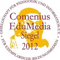 showimage Studiengemeinschaft Darmstadt (SGD) erhält Comenius EduMedia-Auszeichnung 2012