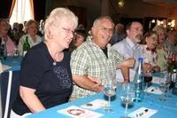 65. Seniorengeburtstagsparty der Rüsselsheimer Volksbank - 250 Senioren feiern Geburtstag