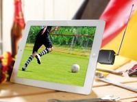 """auvisio Mini-DVB-T-Receiver """"iDTV mobile"""" fuer iPad2, iPad3 & iPhone 4S"""