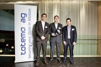 """Controlware ist """"TrustDEX Business Partner of the Year 2011"""" von Totemo"""